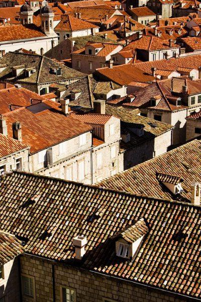 tetti città comune
