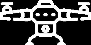 icona per servizi droni